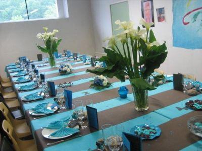 Google image result for - Decoration de table pour communion garcon ...