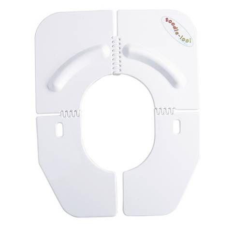 Der Toiletten-Aufsatz