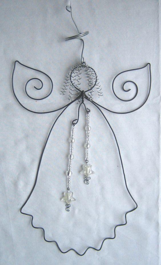 wire angel: