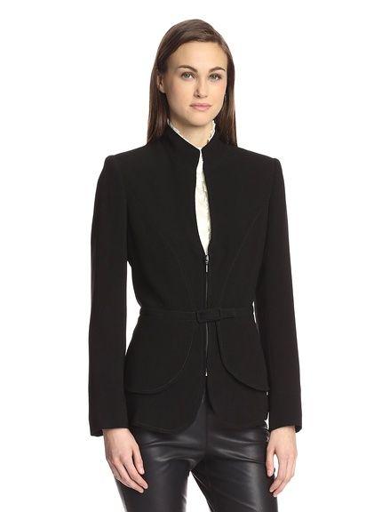 Zelda Women's Genevieve Zip Front Peplum Jacket, http://www.myhabit.com/redirect/ref=qd_sw_dp_pi_li?url=http%3A%2F%2Fwww.myhabit.com%2Fdp%2FB00R79JLES%3F