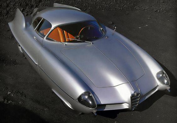 Alfa Romeo B.A.T. 9 1955