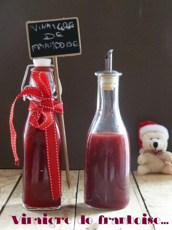 En grande adepte du fait maison je ne pouvais pas passer à coter de la fabrication de mon propre vinaigre de fruits. J'avais fais l'expérience du vinaigre de miel l'année dernière dont j'avais offert un échantillon dans mes cadeaux gourmands de noël et...