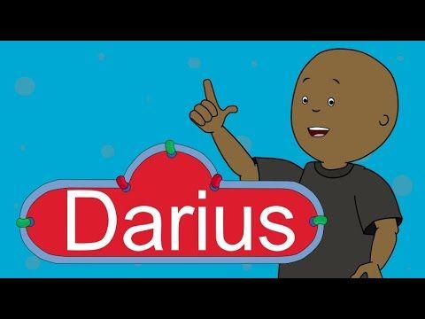 Darius Caillou Parody Youtube Caillou Parody Funny