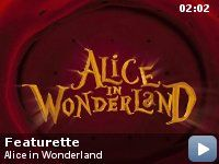 Alice in Wonderland -- Go behind-the-scenes with the cast to learn about Alice's return to Wonderland in this new featurette from ALICE IN WONDERLAND.