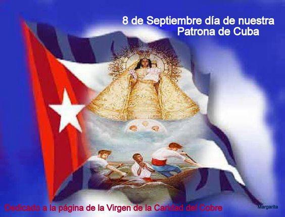 Septiembre 8 Dia de la Caridad del Cobre