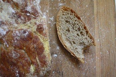 Everyday Art: Rosemary-Lemon No-Knead Bread   Details Details Details ...