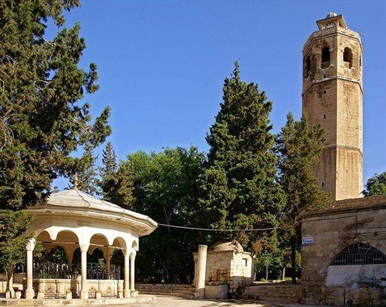 Hasan Padişah Camii, Şanlıurfa, Turquía