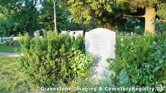 Pioneer Cemetery, Mokena, Illinois