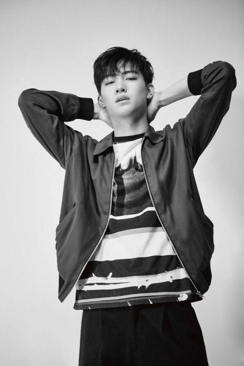 [HQ] GOT7 JB for Dazed and Confused Korea1333x2000