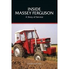 In his autobiography, 'Inside Massey Ferguson – A Story of Service', former Massey Ferguson employee David Walker provides an unparalleled insight into what it was like to work in the service department of the world's largest tractor manufacturer during the 1960s, 70s and 80s.