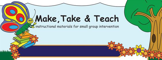 Blog with tons of DIY teaching activities