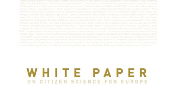 White Paper on Citizen Science in Europe - Buscar con Google