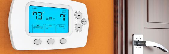 Keep Your House Cool Without Breaking The Bank Home Thermostat Heating Cooling