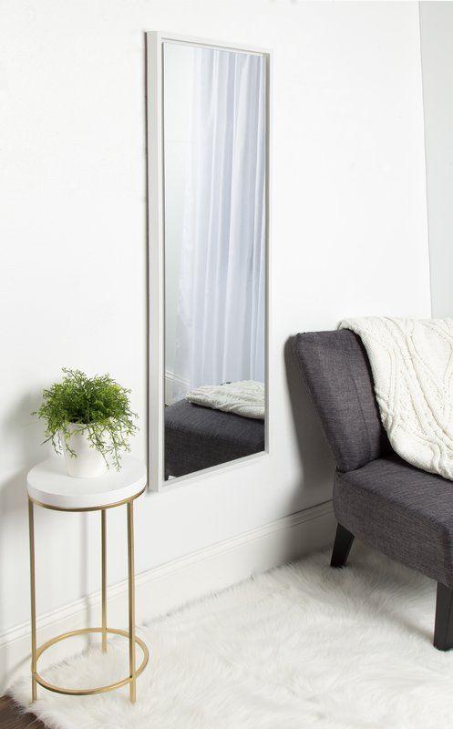 Belchertown Full Length Mirror Frames On Wall Mirror Wall Paneling