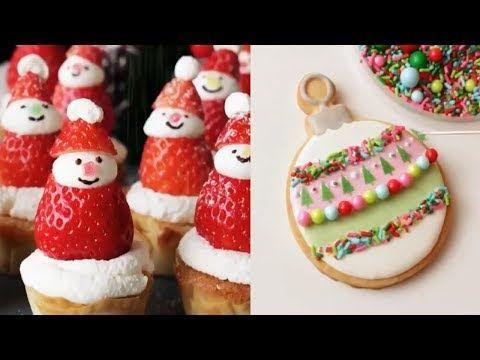 Top 10 Amazing Christmas Cake Decorating Ideas Cake Decorating Tutorials For Christmas Cake Decorating Tutorials Christmas Cake Decorations Christmas Cake