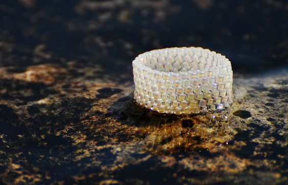 Opalescent Ring