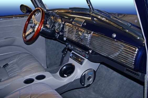 Image Result For Interior Pictures Of 1947 1954 Chevrolet Trucks