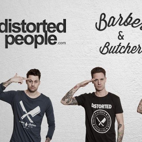 #fashionfriday: Distorted People + Verlosung