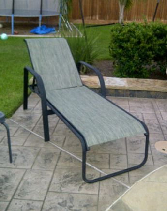 replacement sling fabrics for patio or pool furniture such as winston woodard brown jordan