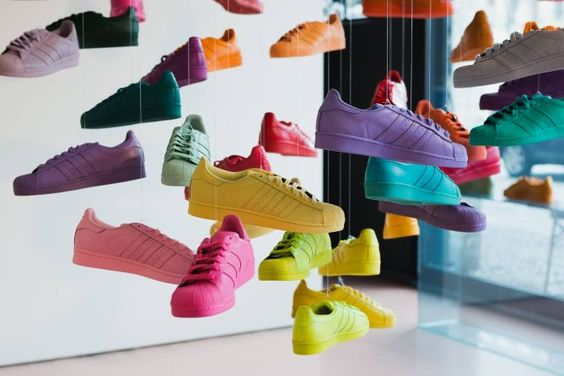 Adidas Superstar Supercolor Womens
