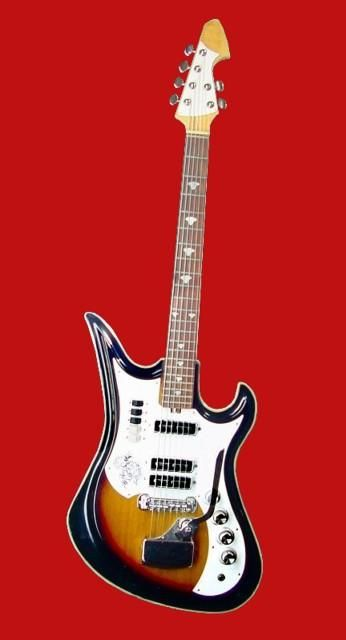 teisco spectrum 3 circa 1968 gear teisco spectrum 3 circa 1968