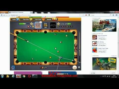 8 Ball Pool Hack Long Line Or Guideline By Cheat Engine Trainer Updated On December 24 2017 Free Download 8 Ball Hack Pool Balls Pool Hacks Miniclip Pool