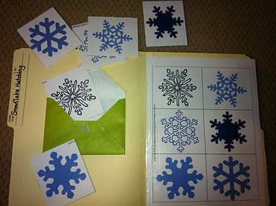 another Snowflake Matching