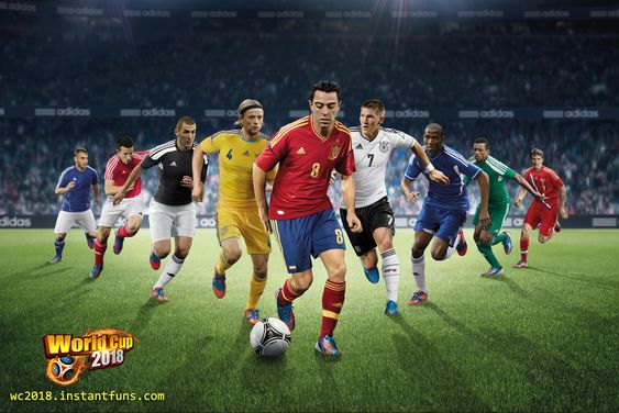 world cup 2018 online