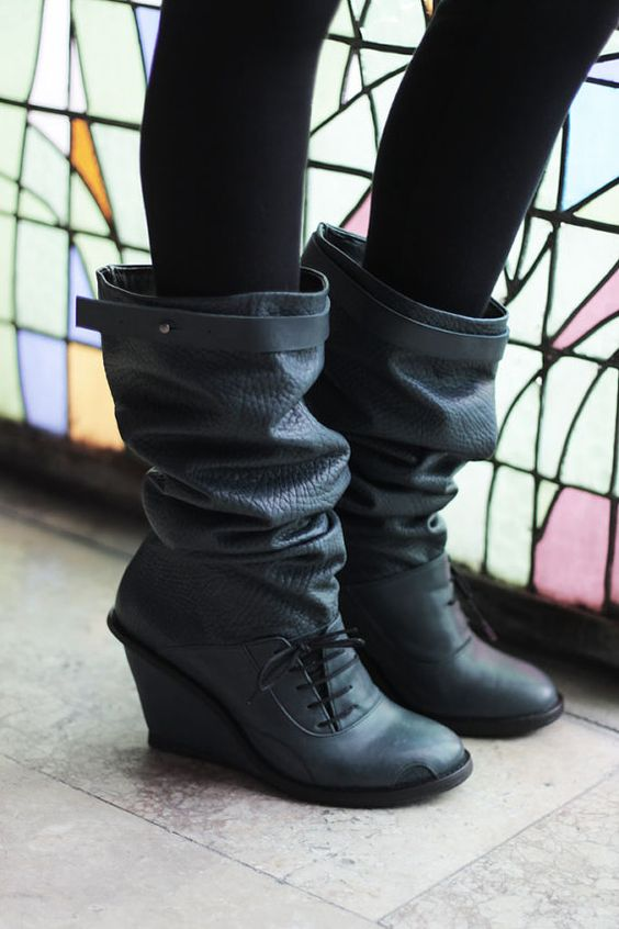 Tilda - Handmade Women Boots with Winter Sale Price - FREE Shipping