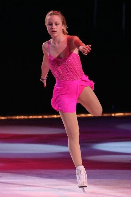Daria Grinkova Skating Child star and athleti...