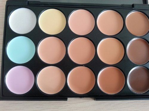 Palette 15 Colors Makeup Contour Conc... $12.99