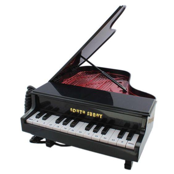 Piano Shape Corded Landline Phone