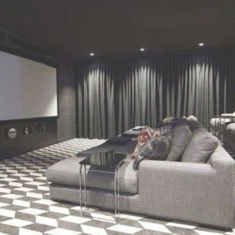 Luxury Home Theater Room Inspirations 34 Home Theater In 2020 Home Cinema Room Home Theater Rooms Home Theater Seating
