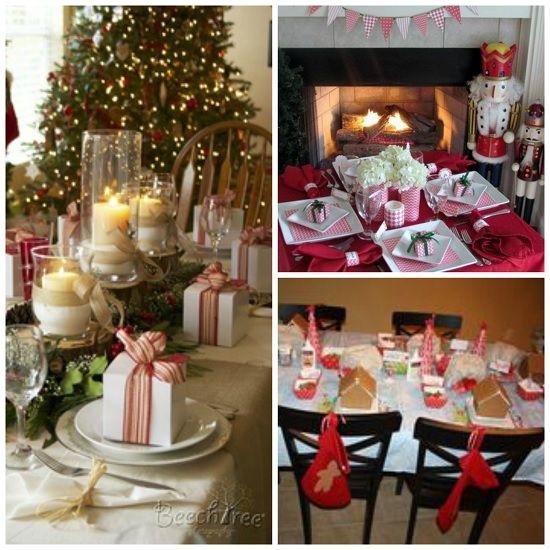 Decoraci n de mesa de navidad navidad decoraci n pinterest mesas and navidad - Decoracion mesa navidad ...