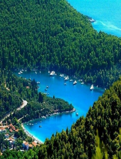 Skopelos island, Greece: