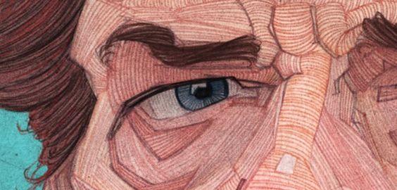 Las ilustraciones de Stavros Damos   http://caracteres.mx/las-ilustraciones-de-stavros-damos/