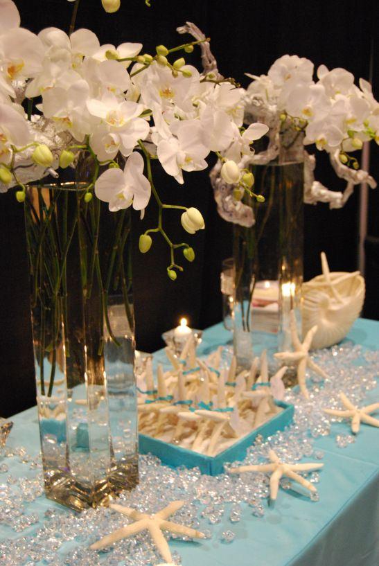 Wedding Flowers For Beach Theme : Orlando pwg bridal show february rosen shingle creek