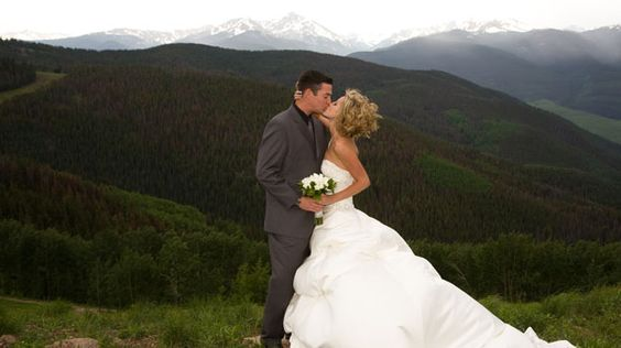 View the Weddings album for Vail Cascade #DestinationHotelWeddings