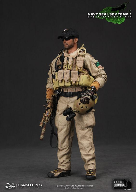 DAM - Navy Seal Team 1 - Operation Red Wings