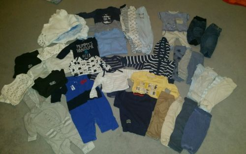 Huge baby boy #bundle 3-6 #months ,  View more on the LINK: 	http://www.zeppy.io/product/gb/2/322265202361/
