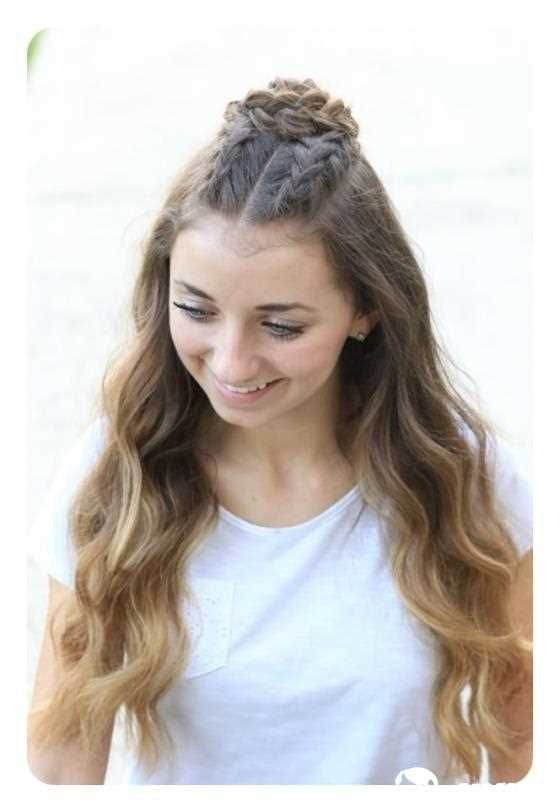 89 Cute Hairstyles That Make You Look Adorable 2019 2020 Adorable Cute Diyhairstylesshor 89 Cute Hairsty In 2020 Long Hair Styles Hair Styles Diy Hairstyles