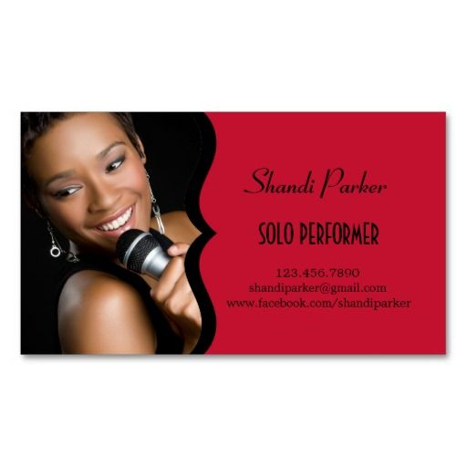 Music Business Card Business Cards And Business Cards