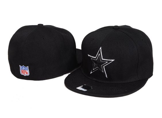 Nfl dallas cowboys fitted hats black phid2307 dallas for Dallas cowboys fishing hat