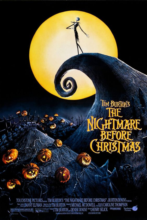 The Nightmare Before Christmas Christmas Movies