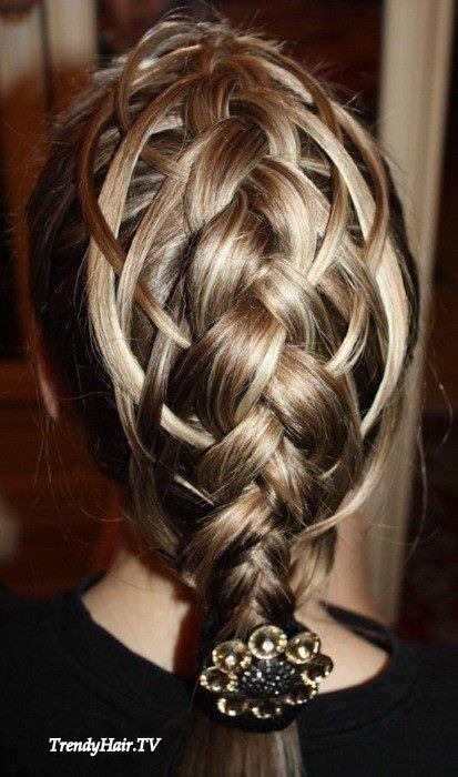 hair style i love it