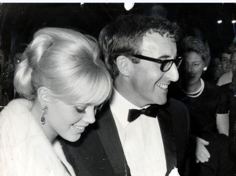 britt ekland and peter sellers relationship