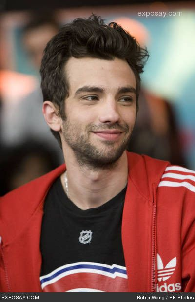Jay Baruchel...he is so cute in She's Out of My League.