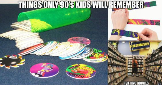 only 90's kids will remember 23 pics  http://weknowmemes.com/2014/09/23-more-things-only-90s-kids-will-remember/