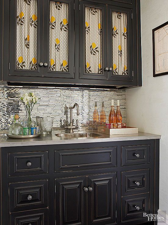 wet bars bar ideas and floral curtains on pinterest