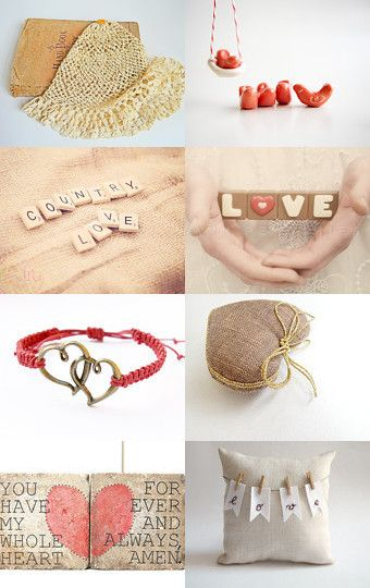 --- country love --- by Jane on Etsy--Pinned with TreasuryPin.com